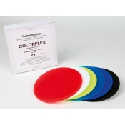 Colorflex bianco mm. 3,0 x 5 pz.
