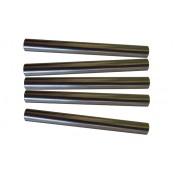 Barre in titanio grado 2 conf. 5 pz. mm. 1,5