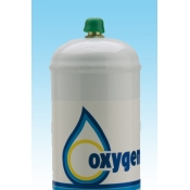 Oxygen 110 bar