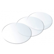 Crystal Apex plates 0,5 mm. diam. 120 mm. conf. 12 pz.