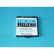 BIO GLASS MICRO WIRES 4,0 X 0,2 50 MM. 4 WIRES